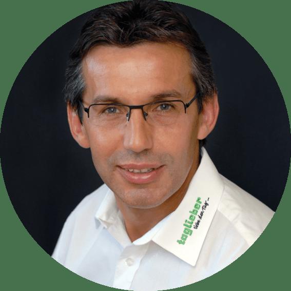 Erwin Taglieber, Geschäftsführer Taglieber Holzbau GmbH