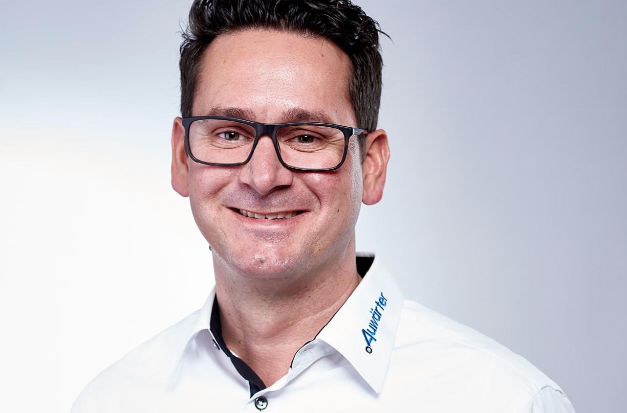 Geschäftsführer Raffael Auwärter
